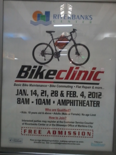 Marikina Bike Clinic